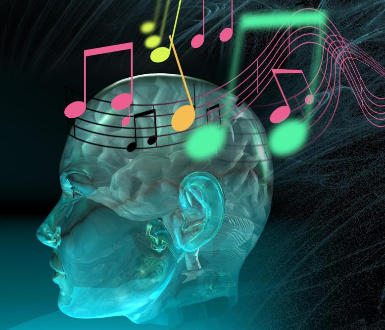 גירוי המוח באמצעות מוזיקה